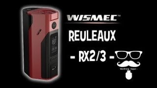 Reuleaux RX 2/3 Wismec Totally Wicked