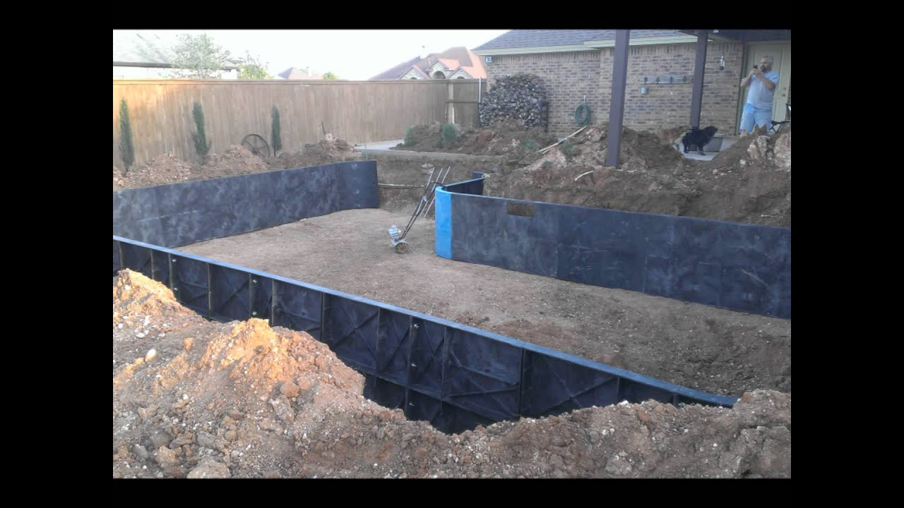 Yes you can build your own swimming pool youtube for Can i build my own swimming pool