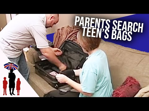 Thumbnail: Dad Finds Porno Film Hidden In Teenager's Suitcase | World's Strictest Parents