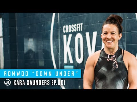 """Down Under"" - Kara Saunders (Webb) 