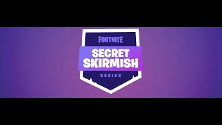 FORTNITE SECRET SKIRMISH FULL STREAM