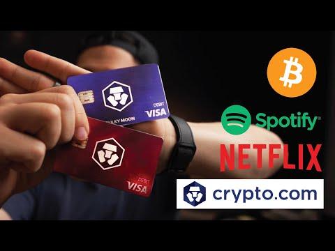 Crypto.com Card Review