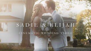 SADIE & ELIJAH | CINEMATIC WEDDING VIDEO | 2020