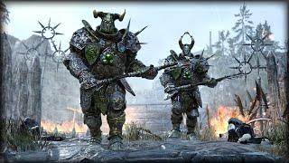 Скачать Chaos Warriors Warhammer Vermintide 2 Cinematic Short