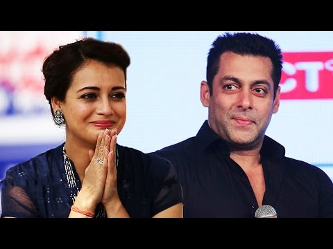 Salman Khan Saved My Mother's Life, Says Dia Mirza - Flash Back