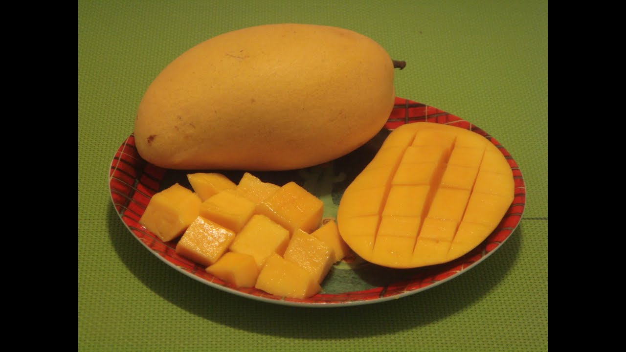 Ataulfo mango how to eat a mango youtube ccuart Gallery