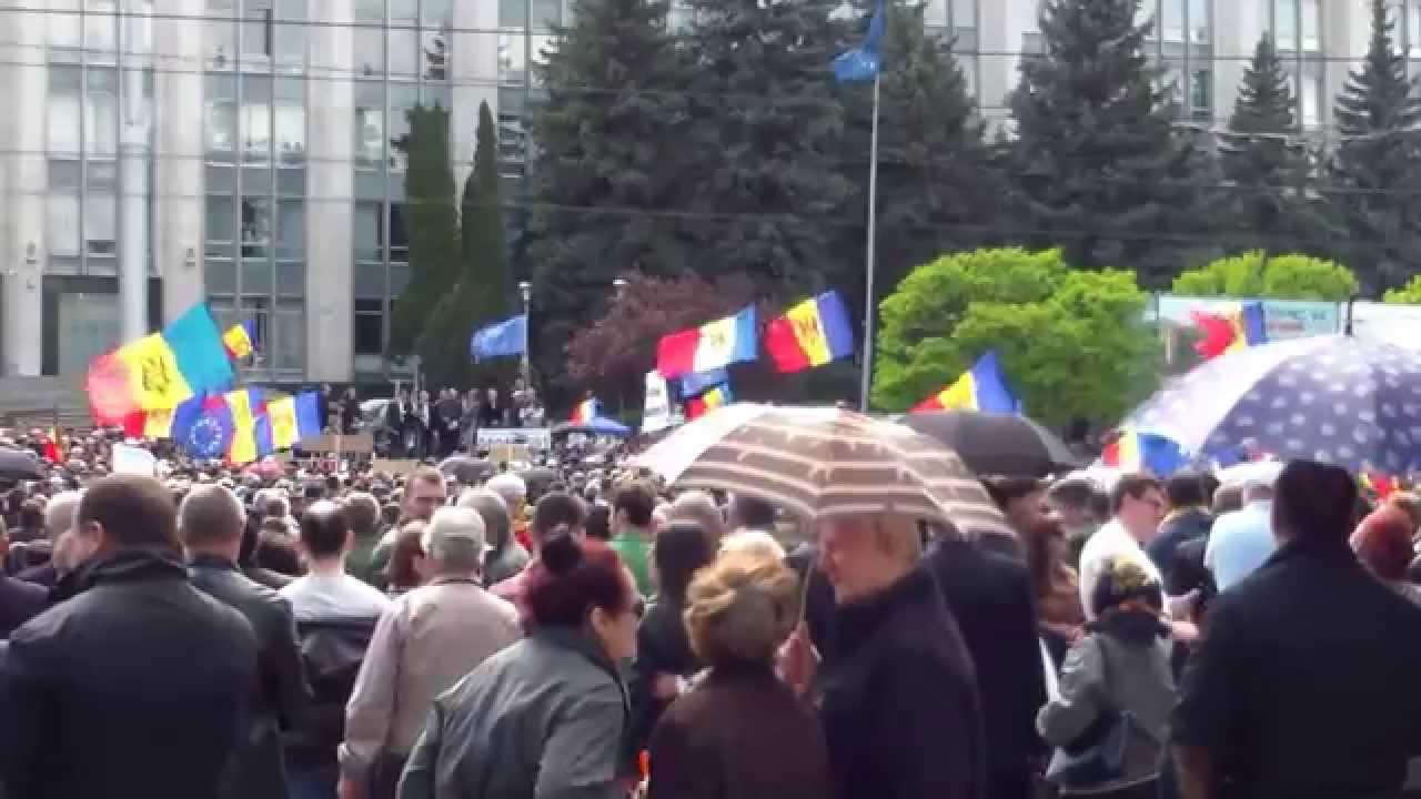 Rezoluția mitingului din #PMAN contra mafiei politice moldovenești