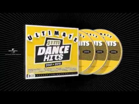 ULTIMATE JIM DANCE HITS 2001-2015 - 3CD - TV-Spot