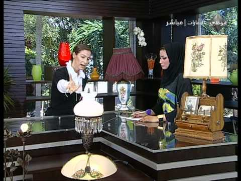 Vindemia Gallery Interview in Abu Dhabi Media