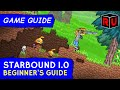 How to get started in Starbound 1.0: Beginner's guide