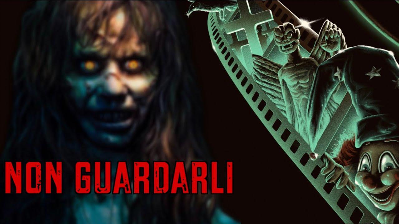 NON Guardare Questi Film Horror - Face Reveal (?)