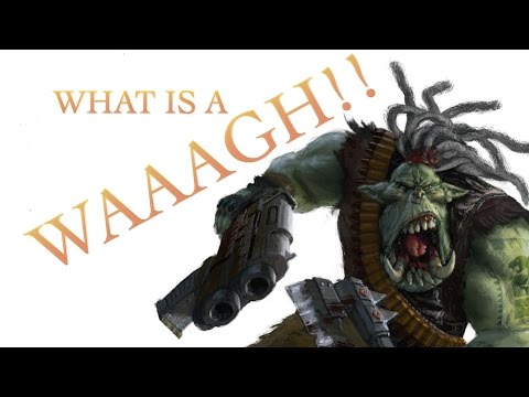 40 Facts and Lore on the WAAAGH! Warhammer 40K Ork