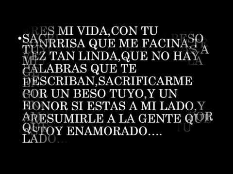ARIEL CAMACHO (ME GUSTAS MUCHO) LETRA