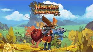 Monster Sanctuary - Cría y entrena monstruos 🦖 - Gameplay Español