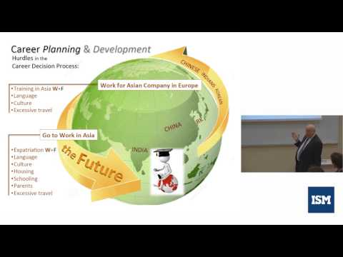 """Open lecture """"Career Planning in a Global Economy"""""""