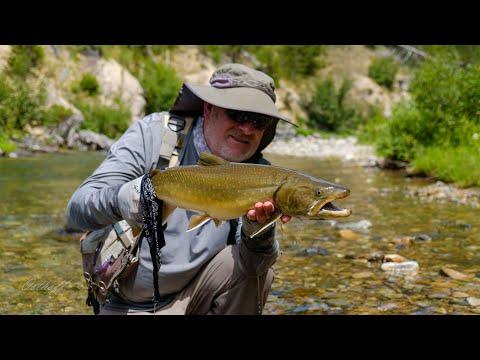 Fly-Fishing Idaho Backcountry Rivers