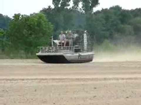 Air ranger airboat for sale