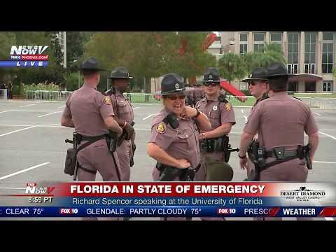 FNN: Richard Spencer Speech, Wild California Police Chase