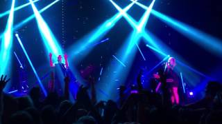 M83 - Midnight City live at The Bomb Factory Dallas