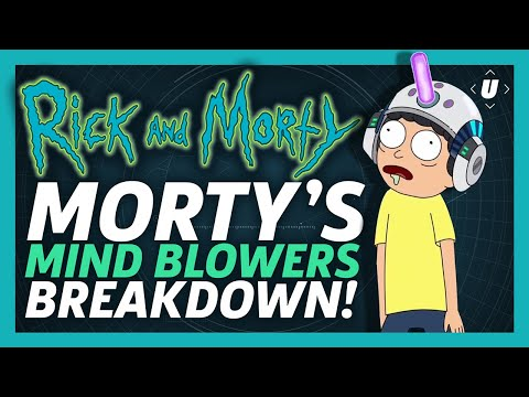 """Rick and Morty Season 3 Episode 8 """"Morty's Mind Blowers"""" Breakdown!"""
