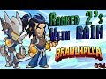 034 - Ranked 2v2's with RAIN! (Brawlhalla)
