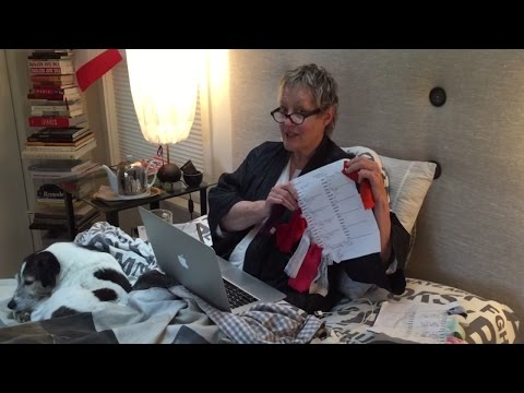 New Fabrics, Morning Musings, and a Cup of Tea with Marcy Tilton