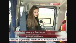 Kurier Warszawy i Mazowsza - 02.04.2011 - TVP Warszawa