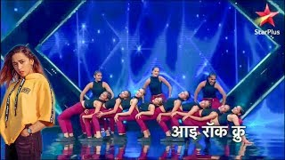 Dance Plus 5 | I crew & Tanya bhushan Girl Power |