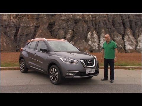 Teste Nissan Kicks 1.6 SL, por Emilio Camanzi