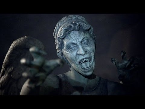 The Weeping Angels and everything that sucks  about Steven Moffat  Part 1