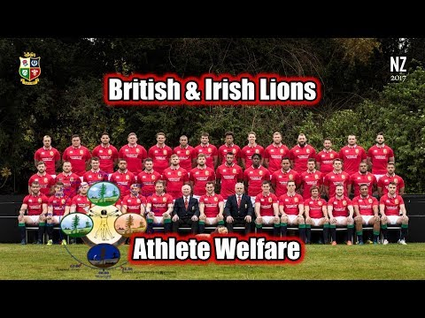 Lions Tour 2017: Athletic Performance and Massive Jet Lag