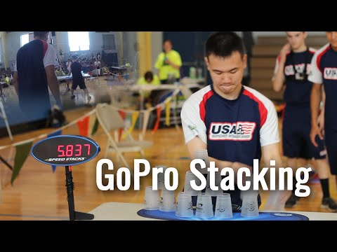 GoPro Sport Stacking - Philly Prelims 2015