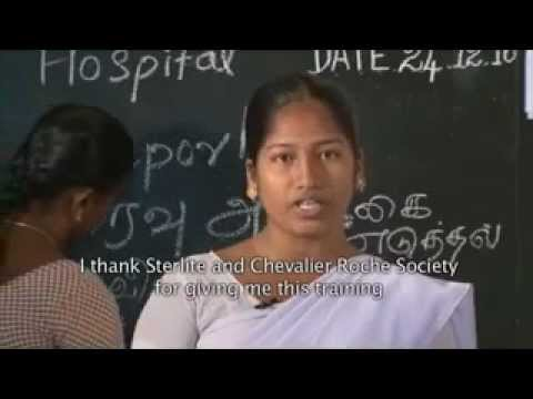 The Copper industries  (Women Empowerment)
