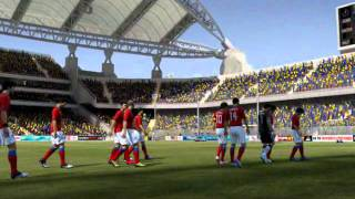 FIFA 12 : Thailand National Team Patch BETA out now!!!