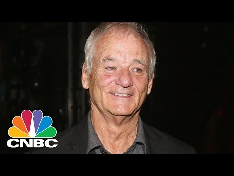 Bill Murray Talks Politics, Hollywood And Impersonating Steve Bannon | CNBC