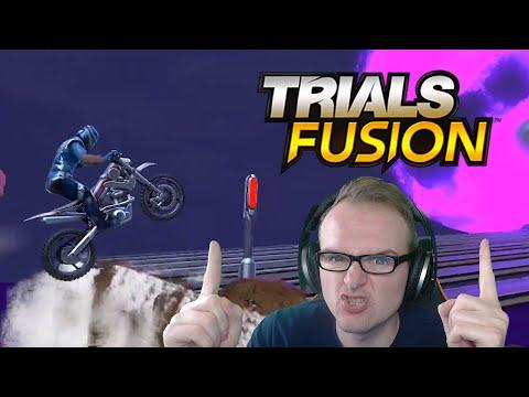Jay DEMÜTIGT Brammen | Der erste Schnitt 🎮 Trials Fusion #96