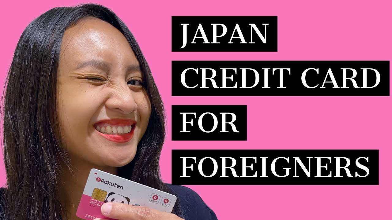 Why and how to get a Rakuten Credit Card step by step application
