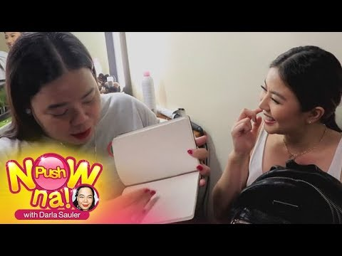 Push Now Na: Miles Ocampo's bag raid