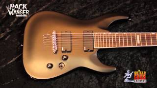 Players Planet Product Overview - ESP/LTD MH-417, 7 string electric guitar