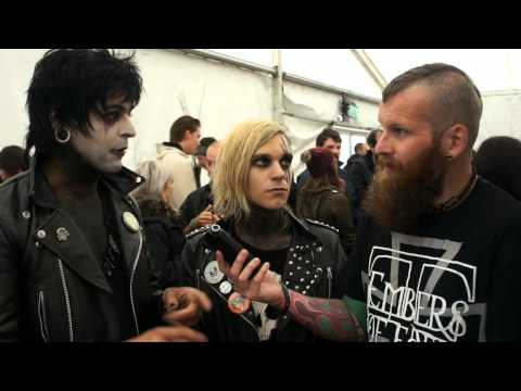 New Years Day Download Festival Interview 2015