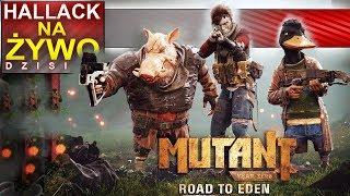 Mutant - czyli kaczka i dzika świnia w postapokaliptycznym świecie - Na żywo