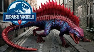 Постиметродон Новый Гибрид Jurassic World Alive