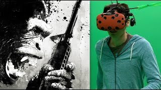 Bat in the Sun plays the new PLANET OF THE APES VR game!