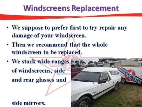 Windscreen Replacement Frankston