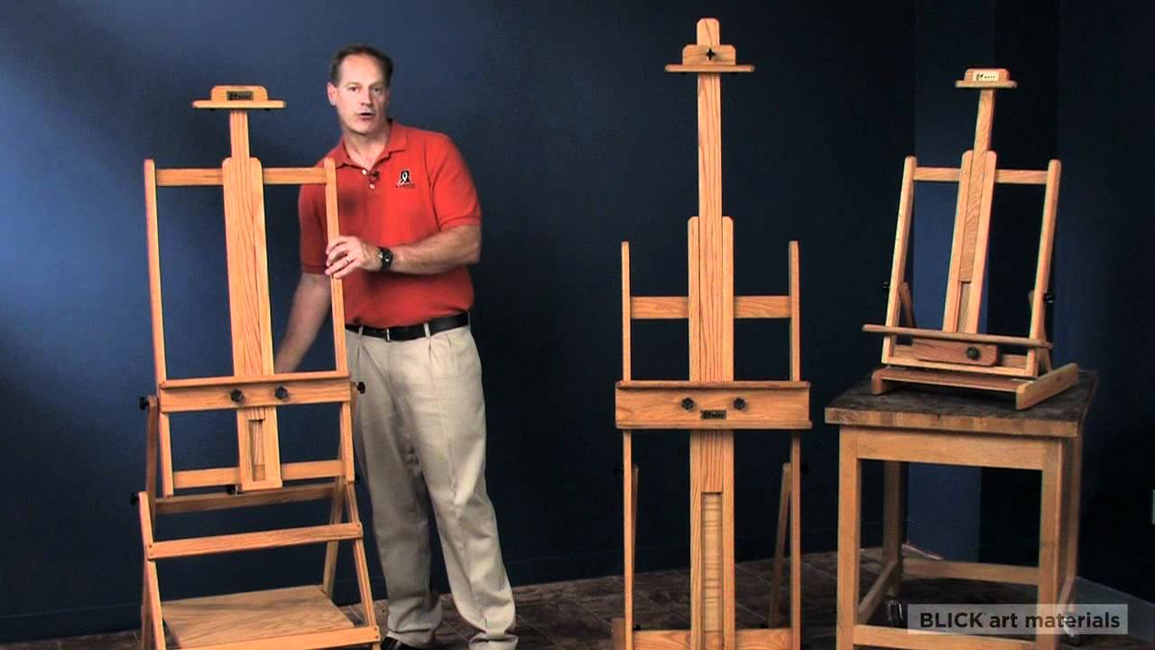 Best Easels - Which One to Choose? - YouTube