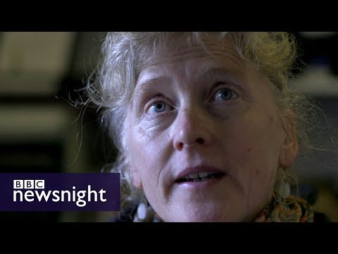 On Britain's poverty frontline - BBC Newsnight