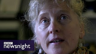 On Britain's poverty frontline - BBC Newsnight