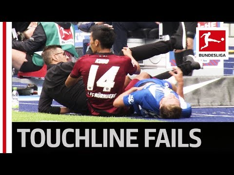 The Toughest Fouls From Matchday 1 - Beastie Bottle and Coaching Collision