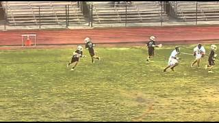Steven Cox, # 7, Attack, Jupiter High School varsity lacrosse highlights, 2013 Grad