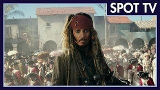 Pirates des Caraïbes : La Vengeance de Salazar - Actuellement au cinéma
